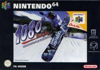 Nintendo 1080 Snowboarding