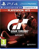 Sony Interactive Entertainment Gran Turismo Sport (PlayStation Hits)