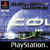 Psygnosis Colony Wars
