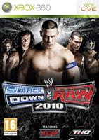 THQ WWE SmackDown vs Raw 2010