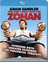 Sony Pictures Entertainment You Don't Mess With The Zohan