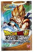 Bandai Dragon Ball Super TCG Unison Warrior Series 03 Booster Pack