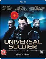 Studio Canal Universal Soldier Regeneration