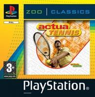 Gremlin Actua Tennis (zoo classics)