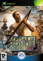 Electronic Arts Medal of Honor Rising Sun