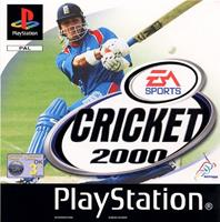 Electronic Arts Cricket 2000