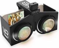VR Pocket Virtual Reality Bril (Zwart)