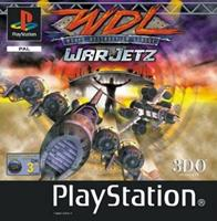 3DO World Destruction League Warjetz