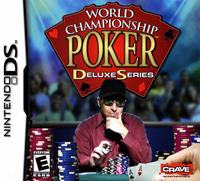 505 Games World Championship Poker DS