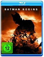 Warner Bros Batman Begins (verpakking Duits, film Engels)