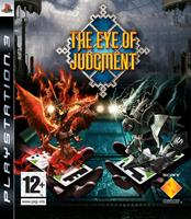 Sony Interactive Entertainment The Eye of Judgment (Game Only)