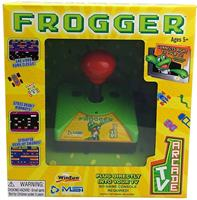 MSI Entertainment Plug N' Play Retro TV Arcade - Frogger