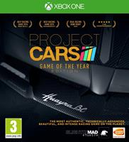 Bandai Namco Project Cars (Game of the Year)