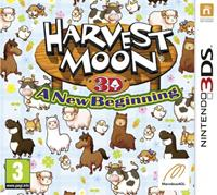 Natsume Harvest Moon 3D a New Beginning