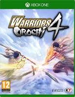 Koei Tecmo Warriors Orochi 4