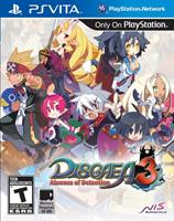 NIS Disgaea 3 Absence of Detention