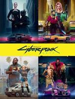 The World of Cyberpunk 2077 Hardcover Book