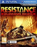 Sony Interactive Entertainment Resistance Burning Skies