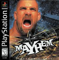 Electronic Arts WCW Mayhem