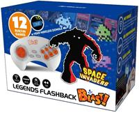 Atari Legends Flashback Blast (12 built-in games)