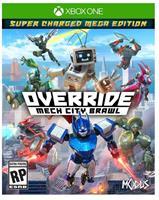 Modus Override: Mech City Brawl - Super Charged Mega Edition