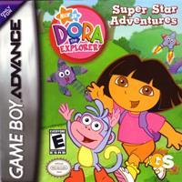 Game Factory Dora the Explorer Super Star Adventures