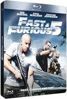 Universal Fast & Furious 5 (Blu-ray + DVD) (steelbook)