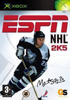 2K Games ESPN NHL 2K5
