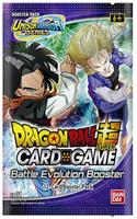 Bandai Dragon Ball Super TCG Battle Evolution Series Booster Pack