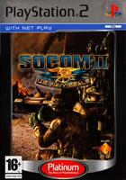 Sony Interactive Entertainment Socom U.S. Navy Seals 2 (platinum)
