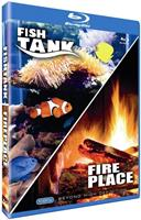 Fish Tank / Fire Place