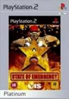 Rockstar State of Emergency (platinum)