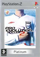 Konami Pro Evolution Soccer 2 (platinum)