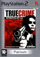 Activision True Crime Streets of L.A. (platinum)