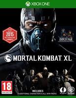 Warner Bros Mortal Kombat XL