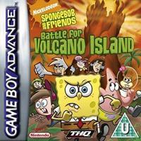 THQ Spongebob en zijn Vrienden De Slag om Vulkaan Eiland