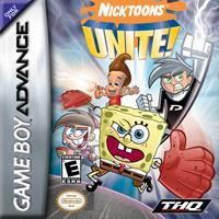 THQ Nicktoons Unite