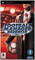 SEGA Football Manager Handheld 2008