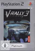 Atari V-Rally 3 (platinum)