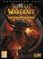 Blizzard World of Warcraft Cataclysm