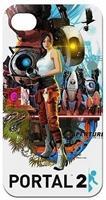 Valve Portal 2: iPhone 4 Poster Design Case
