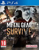 Konami Metal Gear Survive