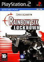 Ubisoft Rainbow Six Lockdown