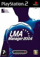 Codemasters LMA Manager 2004