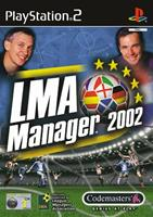 Codemasters LMA Manager 2002