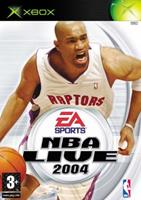 Electronic Arts NBA Live 2004