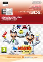 Nintendo Dr. Mario Miracle Cure