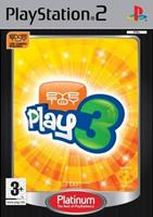 Sony Interactive Entertainment Eye Toy Play 3 (platinum)