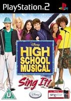 Electronic Arts High School Musical Sing It