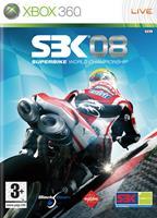 Black Bean Games SBK 08: Superbike World Championship